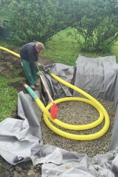 Entwässerungen 1